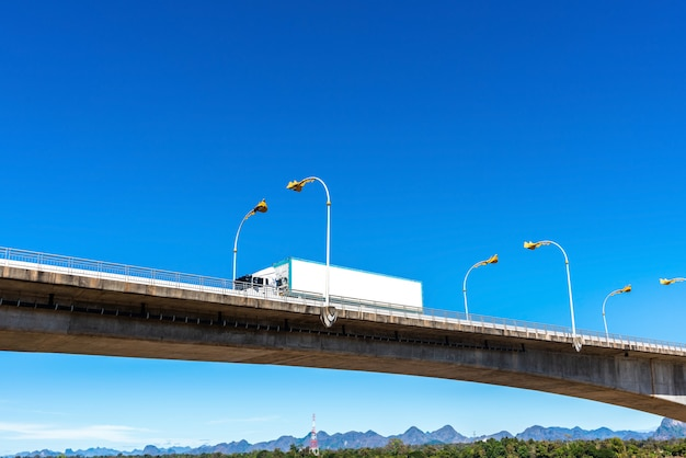 Logistiek en transport Premium Foto