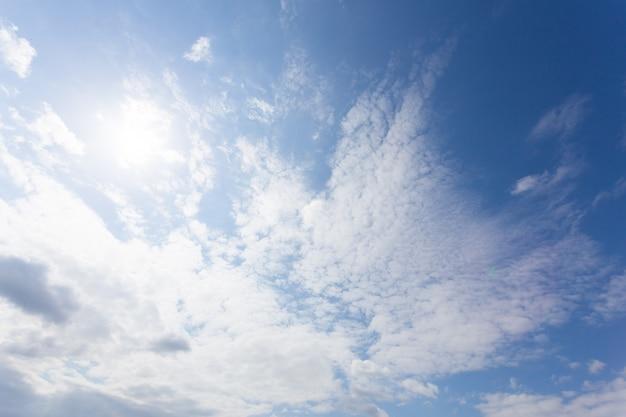 Luchtwolken Premium Foto