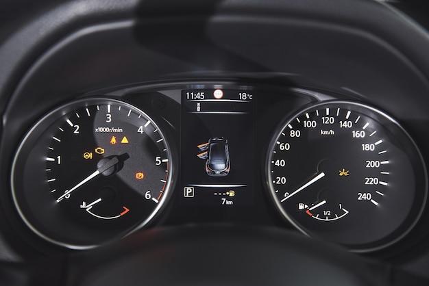 Luxe auto-interieur Gratis Foto