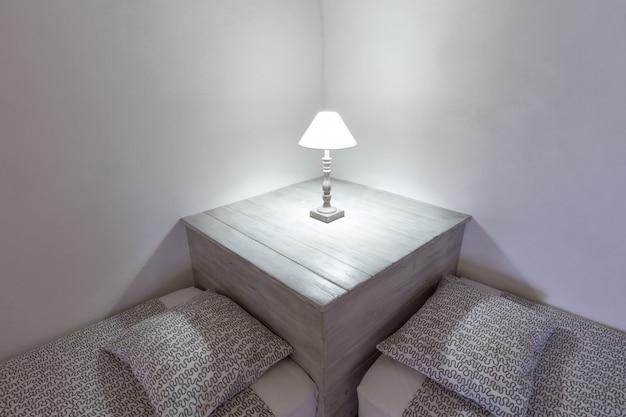 Majorca balearen binnenhuis in balearen mediterrane stijl Premium Foto