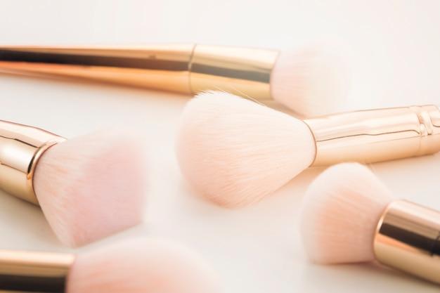 Make-up borstels groep Gratis Foto