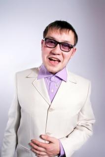 Man met een bril Gratis Foto