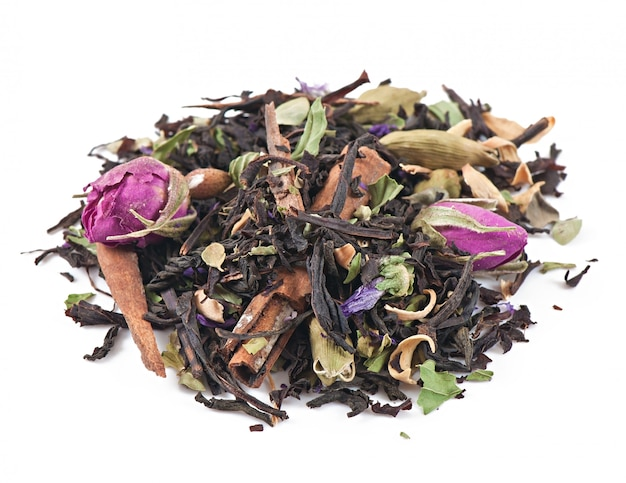 Medicinale thee verzamelen Gratis Foto