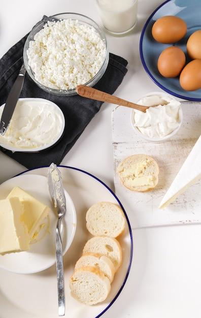 Melkproducten, zuivel Gratis Foto