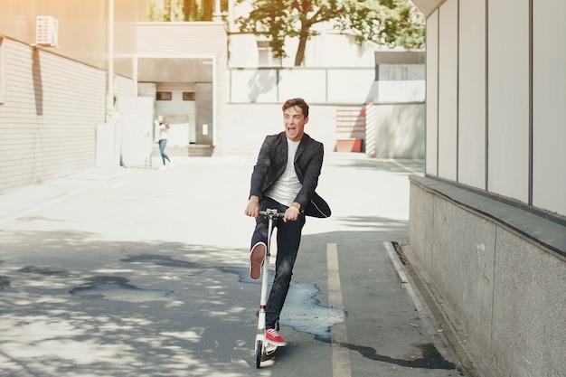 Mensen stedelijke jonge achtergrond voertuig Gratis Foto
