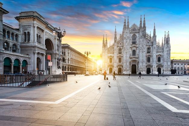 Milano geest Premium Foto