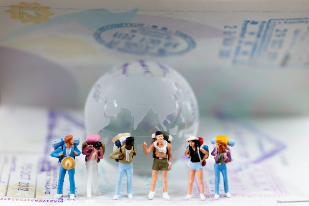 Miniatuur Premium Foto