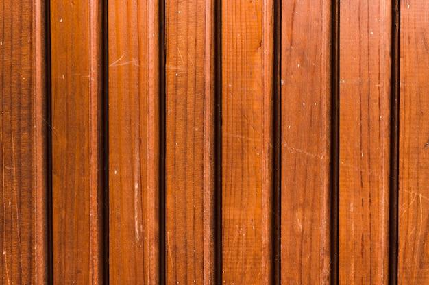 Minimalistische gepolijste houten achtergrond Gratis Foto
