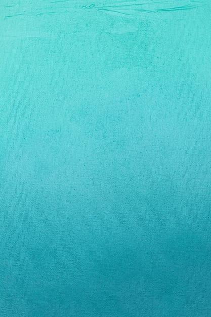 Minimalistische monochromatische blauwe achtergrond Gratis Foto
