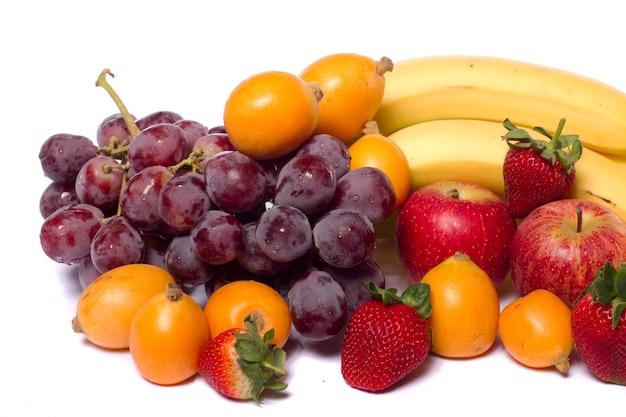 Mix van fruit Premium Foto