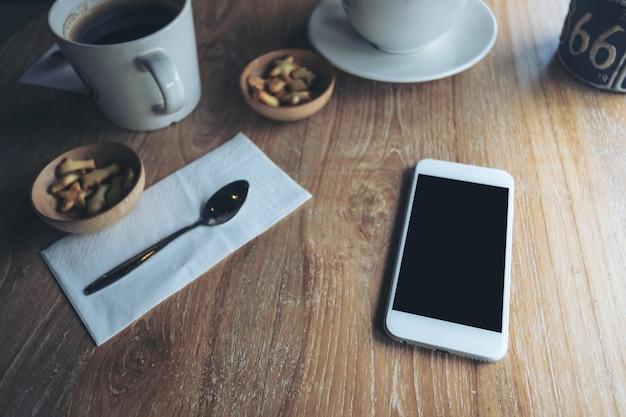 Mockup smartphone Premium Foto