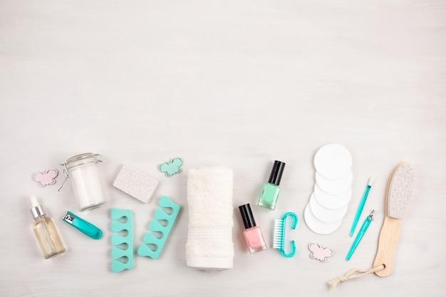 Mockup van cosmetische schoonheidsproducten Premium Foto