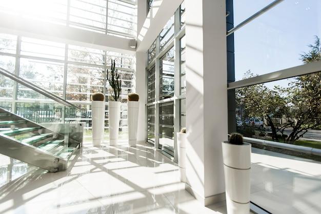 Modern kantoorgebouw Premium Foto