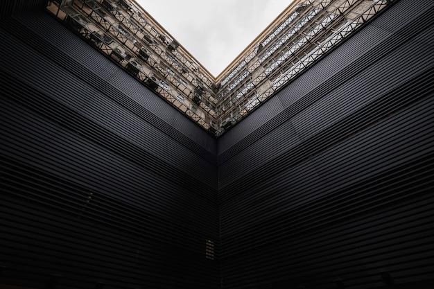 Moderne architectuur gebouw Gratis Foto