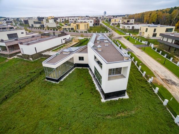 Moderne landhuizen in aanbouw Gratis Foto