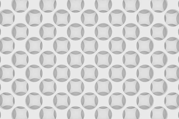Moderne muurachtergrond. 3d-rendering. Premium Foto