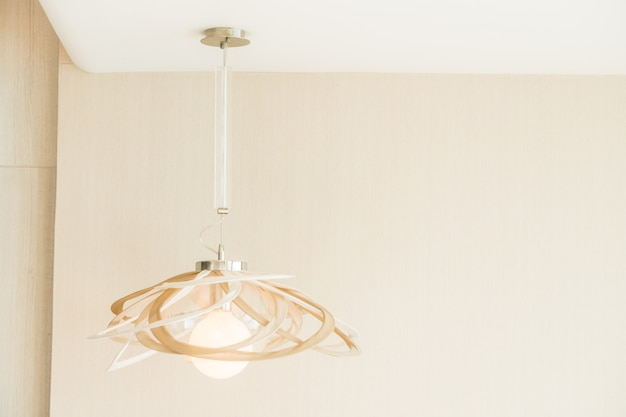 Moderne plafondlamp Gratis Foto