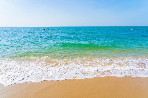Mooi tropisch strand Gratis Foto