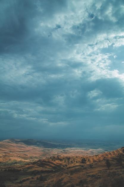 Mooie bergen Gratis Foto
