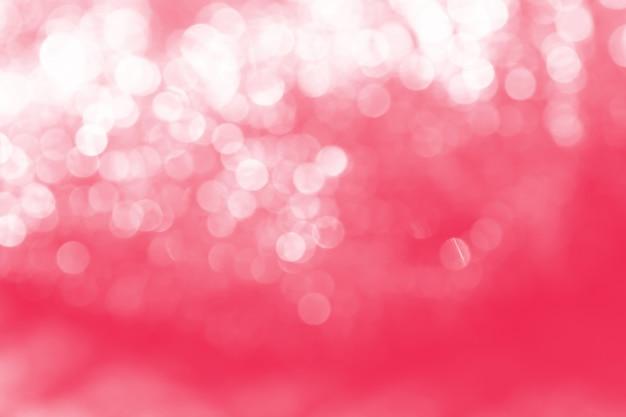 Mooie en kleurrijke bokeh van lichten achtergrondsamenvatting. Premium Foto