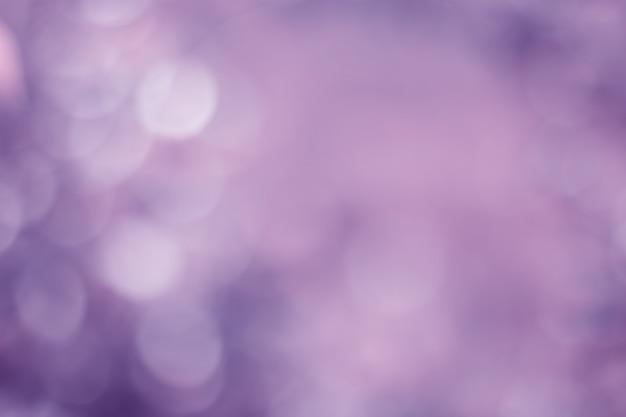 Mooie en kleurrijke bokeh van lichten voor achtergrond Premium Foto
