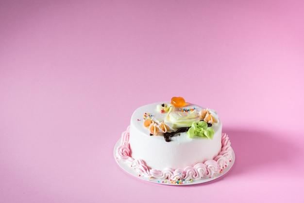 Mooie grote cake Gratis Foto