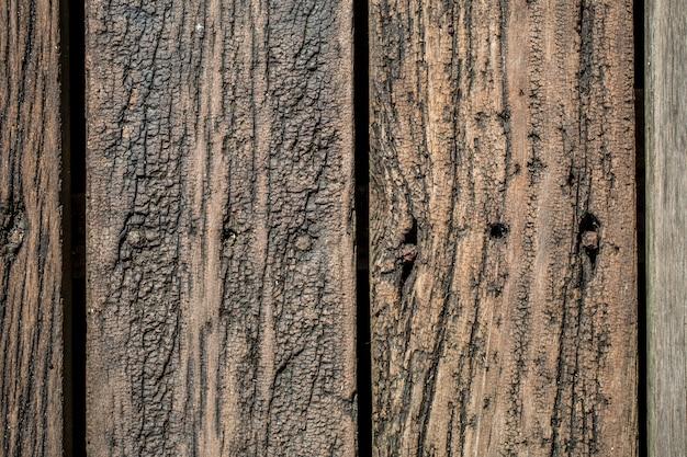 Mooie oude houten achtergrond Gratis Foto