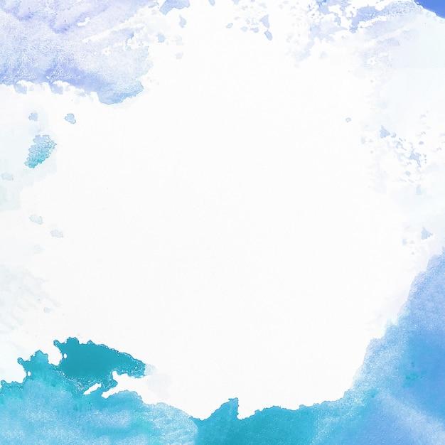 Mooie waterverfachtergrond met exemplaarruimte Gratis Foto