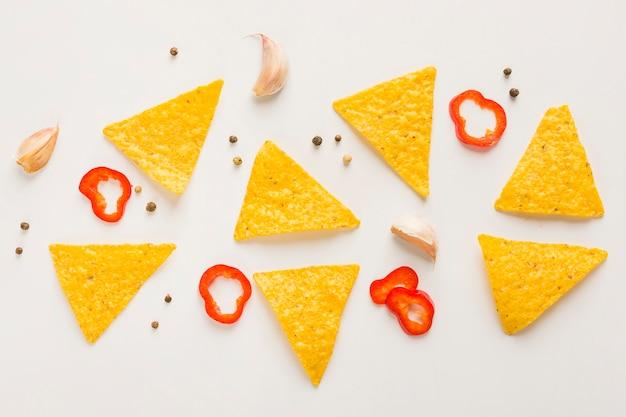 Nacho-chips Gratis Foto