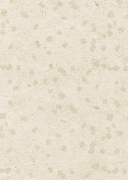 Natuurlijke gerecycled papier textuur Premium Foto