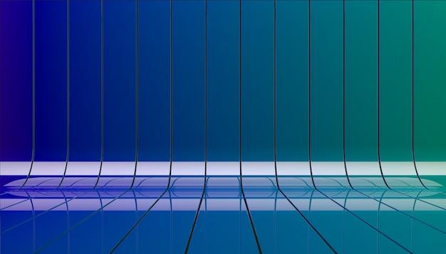 Neon c colorolor linten illustratie. Gratis Foto