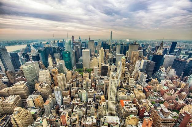 New york landschap Premium Foto