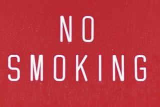 Niet roken verbod Gratis Foto