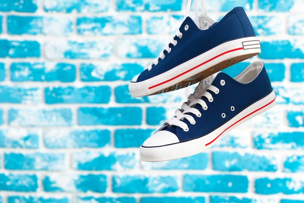Nieuwe sneakers Premium Foto