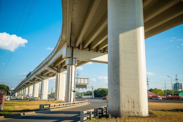 Nieuwe wegenbouw Gratis Foto