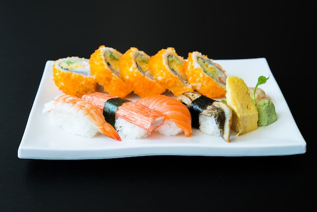 Nigiri-sushi Gratis Foto