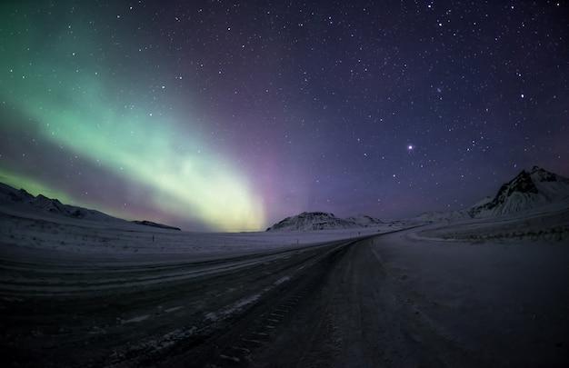 Noorderlicht Premium Foto