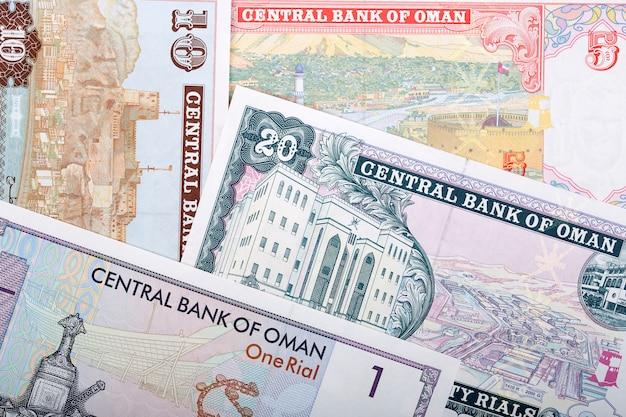 Omaanse rial Premium Foto