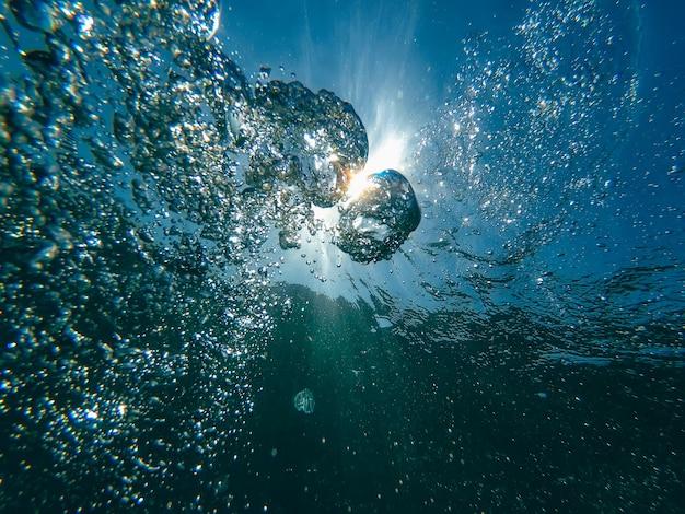 Onderwater fotografie Premium Foto