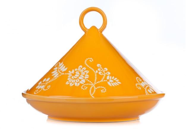 Orange taijine Premium Foto