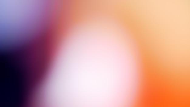 Oranje verloop intreepupil abstracte achtergrond Premium Foto
