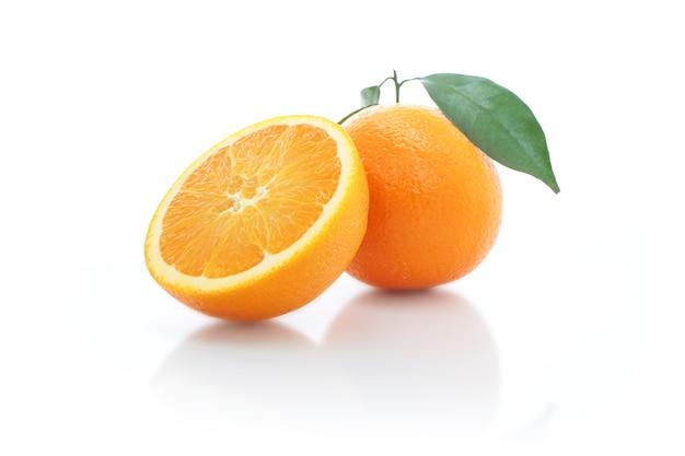 Oranje Premium Foto