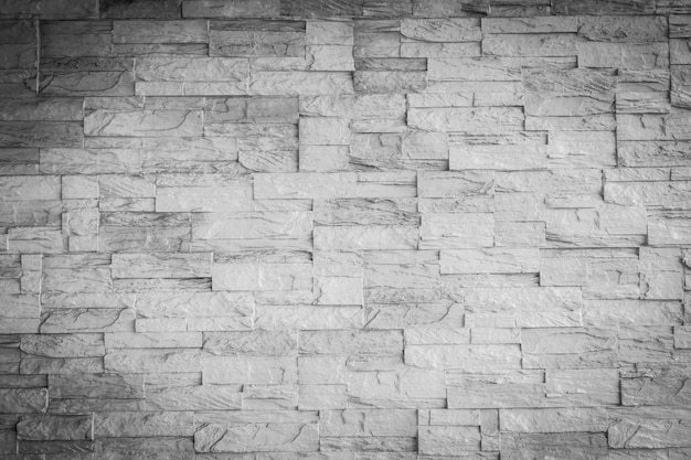 Oude bakstenen muurtexturen voor achtergrond Gratis Foto