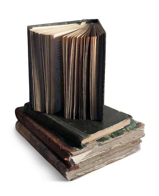 Oude boeken Gratis Foto