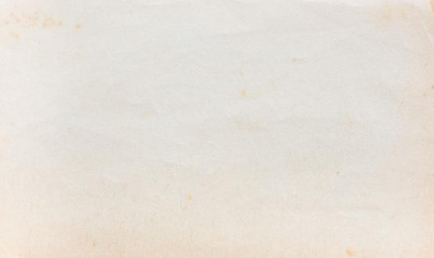 Oude bruine papieren textuur Premium Foto