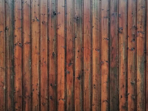 Oude donkere houtstructuur Gratis Foto