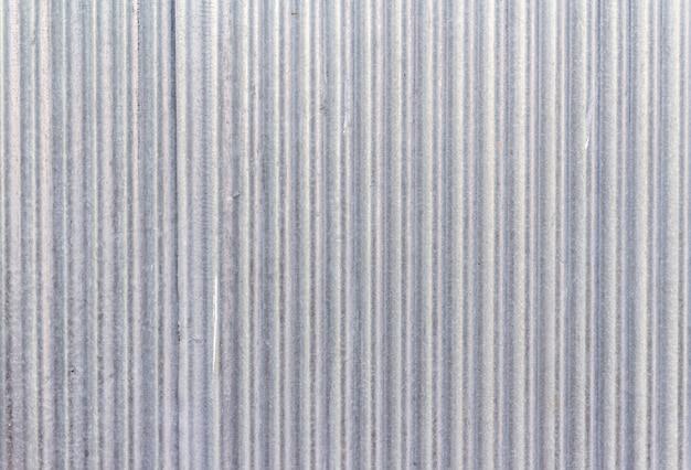 Oude gegalvaniseerde plaat textuur achtergrond Premium Foto
