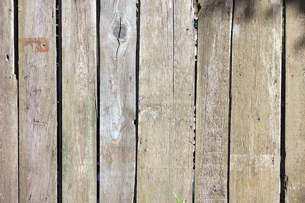 Oude houten planken Premium Foto