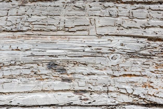Oude houten wallbackground. houten tafel of vloer. Premium Foto