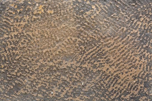 Oude stenen muur textuur achtergrond Premium Foto